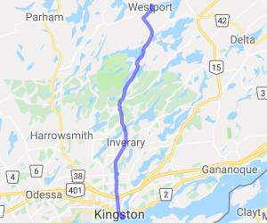 Westport Loop |  Canada