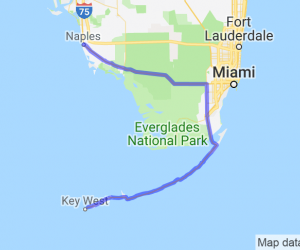 Naples to Key West |  Florida