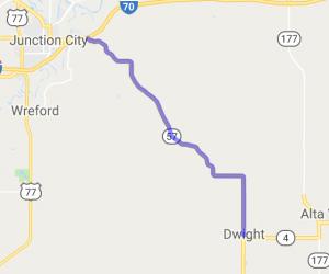 Highway 57 |  Kansas
