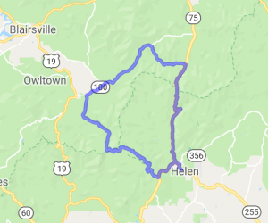 Northern Georgia Scenic Byway Loop |  Georgia