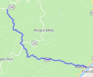 Ohio Route 260 |  Ohio