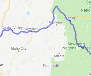 Boise to Sun Valley |  Idaho