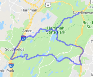 Harriman Loop |  New York