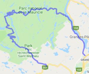 Mauricie Park Loop (Quebec, Canada) |  Canada