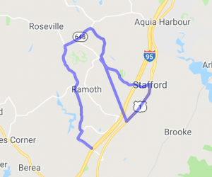 South of Stafford Loop |  Virginia