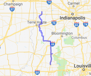 South-Central Indiana Tour |  Indiana