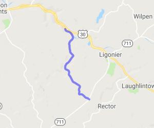 Darlington Rector Road |  Pennsylvania