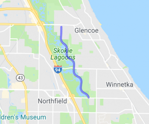 Skokie Lagoon Trail |  Illinois