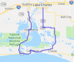 Creole Nature Trail |  Louisiana