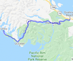 The Pacific Rim Highway - Hwy 4 (British Columbia, Canada) |  Canada