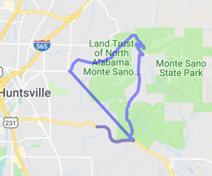 Monte Sano Boulevard - Huntsville |  Alabama