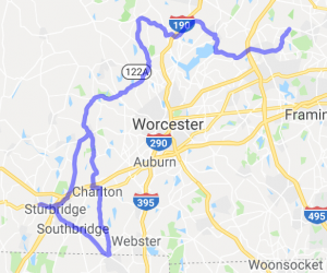 Southcentral Massachusetts Tour |  Massachusetts