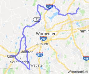 Southcentral Massachusetts Tour |  Massachusetts