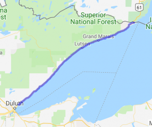 The Incredible North Shore Tour |  Minnesota