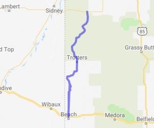 North Dakota 16 |  North Dakota