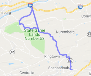 PA Route 339 |  Pennsylvania
