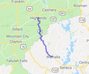 Highway 28: Tri-State Tour |  Tennessee