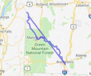 Vermont Covered Bridge Tour - from Brattleboro to New York |  Vermont