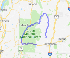 The Small Towns and Country Roads Tour |  Vermont