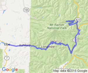 Mt Rainer Ramble |  Washington