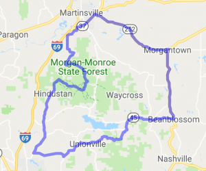 Morgan-Monroe Loop |  Indiana