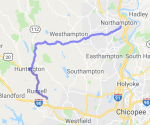 Rt. 66 to Northampton |  Massachusetts