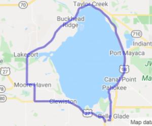 Ride Around The Great Lake Okeechobee |  Florida