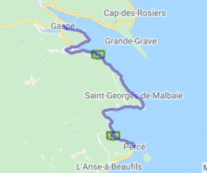 The Perce' Rock Ocean Ride (Quebec, Canada) |  Canada