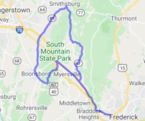 Wolfsville boonsboro frederick |  Maryland