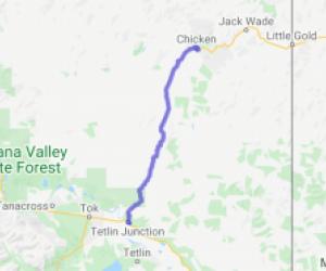 Taylor Highway to the Alaska Highway Junction |  Alaska