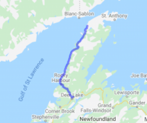 Gros Morne Route (Newfoundland and Labrador, Canada) |  Canada