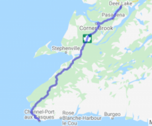 Deer Lake to the Ferry:TC-1 (Newfoundland and Labrador, Canada) |  Canada