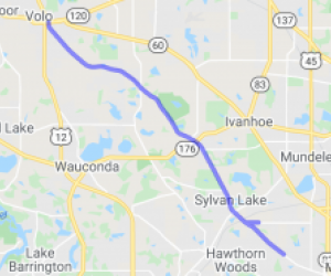 Gilmer Road in Northeast Illinois |  Illinois