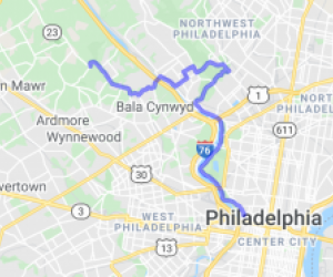 A Mix o' Everything! Ride in Philadelphia |  Pennsylvania