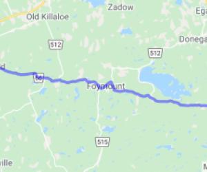 Opeongo Road (Ontario, Canada) |  Canada