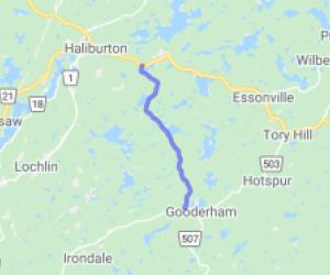 #3 Haliburton County |  Canada