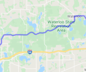 Seymour / Waterloo Scenic Route |  Michigan