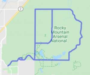 Rocky Mountain Arsenal National Wildlife Refuge - Wildlife Drive |  Colorado